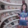Step Inside Kylie Jenner's Shoe Closet