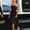 Actress Kate Beckinsale In Glowing Neon Sandals