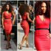 Serena Williams Stopped The Traffic At David Letterman's Show Taping