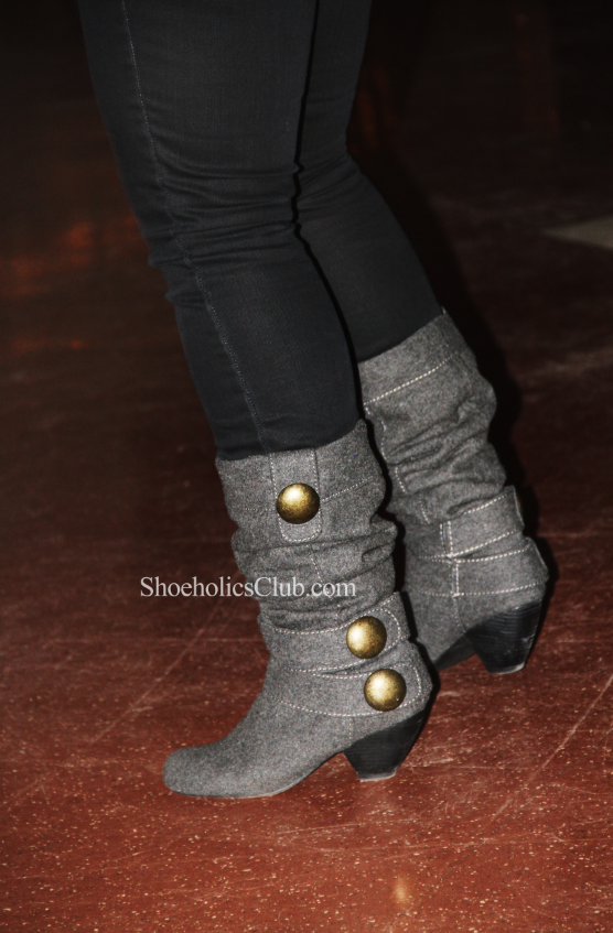 Shoe sightings