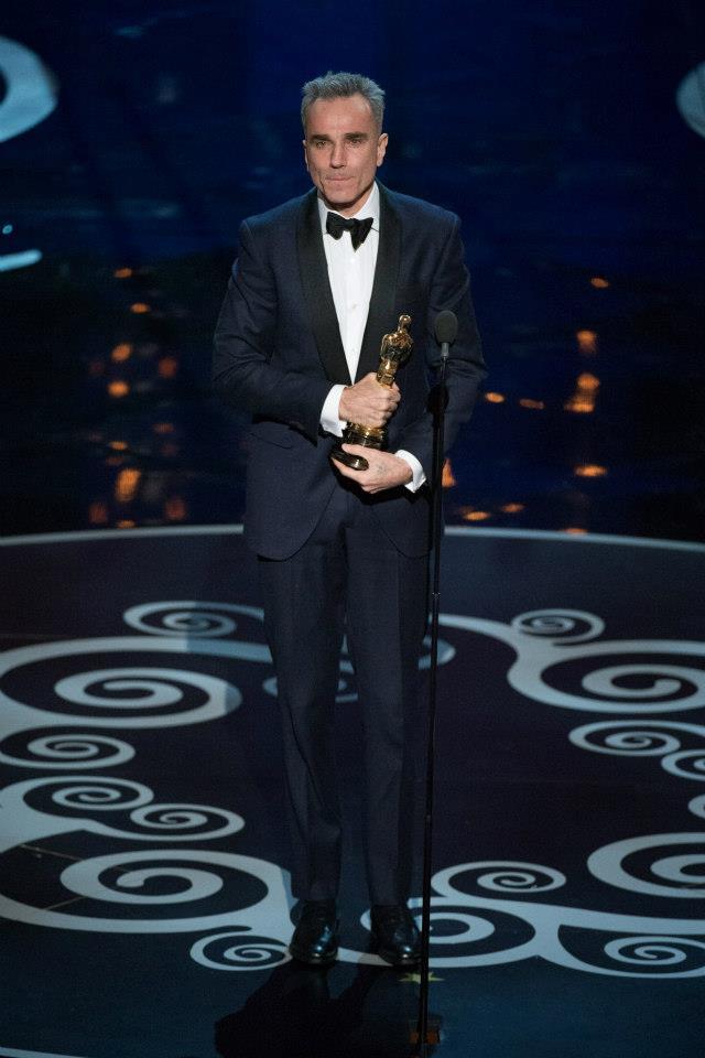 3-time Oscar winning legend Daniel Day Lewis