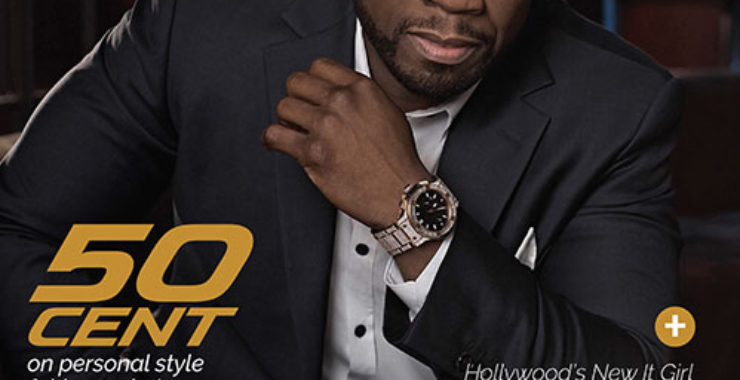 50 Cent Covers Shoeholics Holiday Edition!