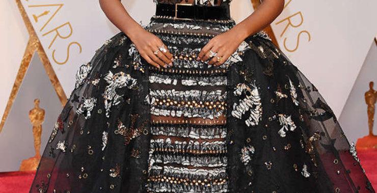 Oscars! Of Course The Fashion!