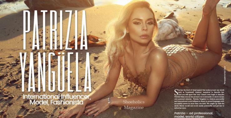 New Year New Edition with Patrizia Yanguela